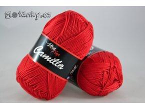 Camilla 8008 červená