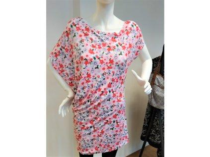 Jemné květované šaty