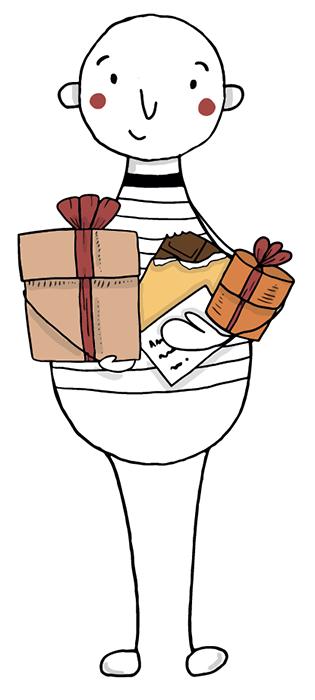 Rozdávej dárky