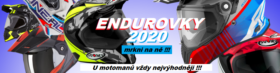 ENDUROVKY NEJVÝHODNĚJ