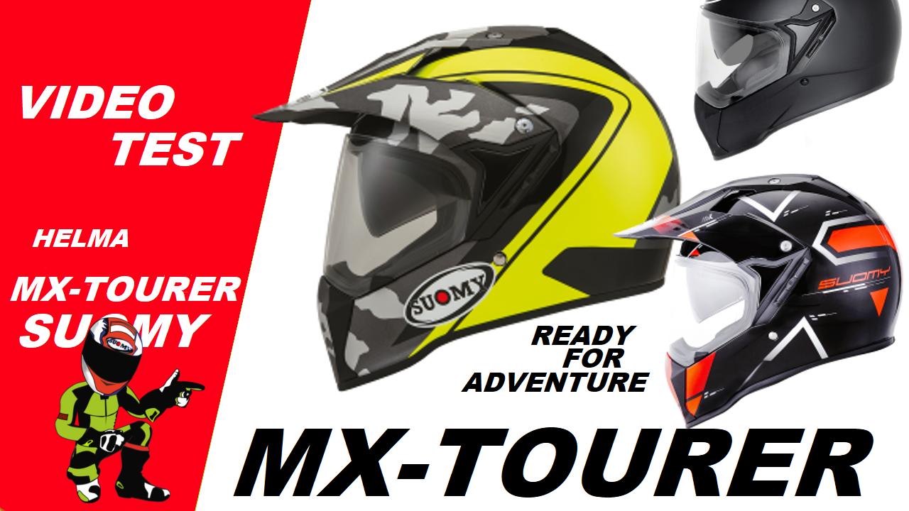 MX-TOURER, helma suomy