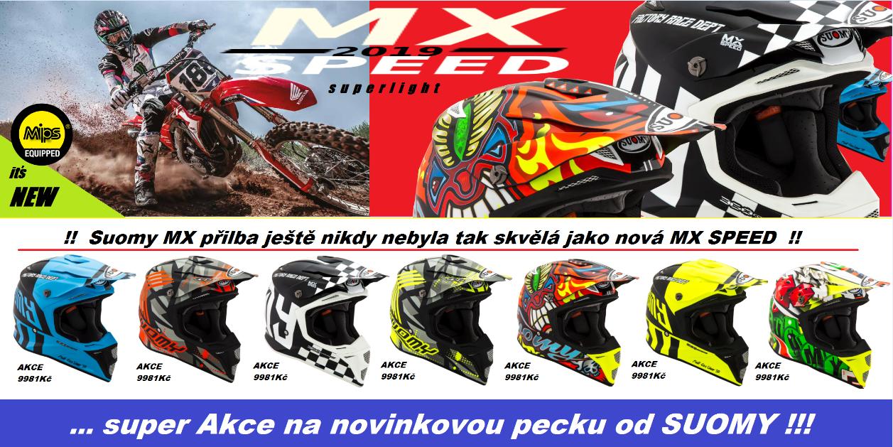 Nová MX SPEED je tady !!!