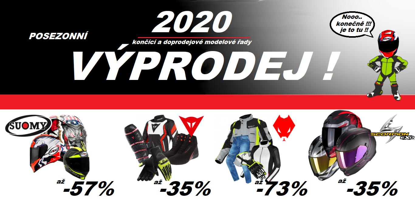 posezonní výprodej 2020