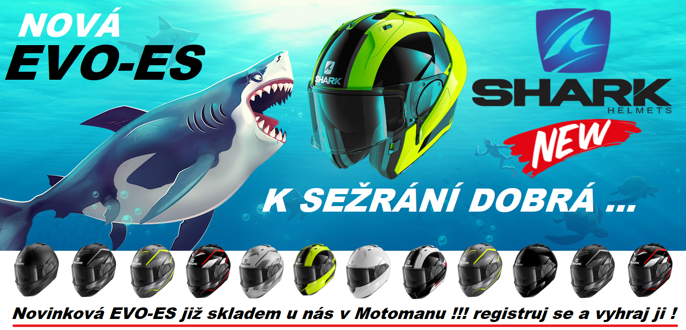Shark Evo - One a Evo - ES novinka Shark