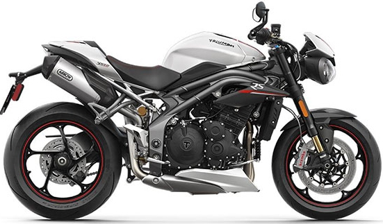 Speed Triple 1050 2016-