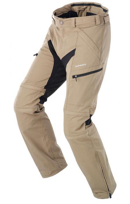 Textilní moto kalhoty