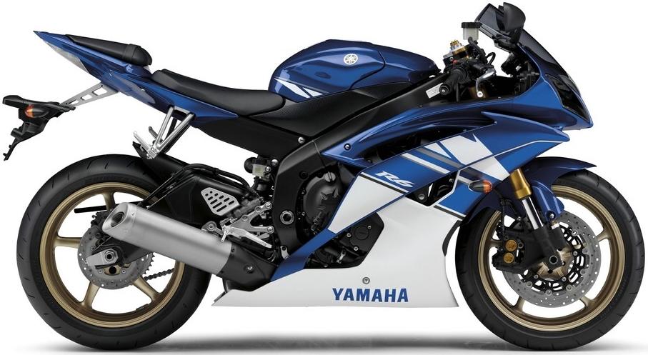 YZF R6 2008-
