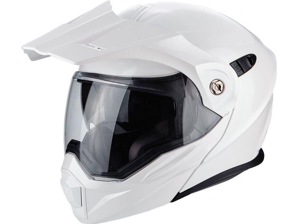Scorpion ADX 1 white