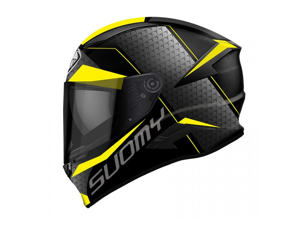 moto helma SUOMY SPEEDSTAR RAP YELLOW