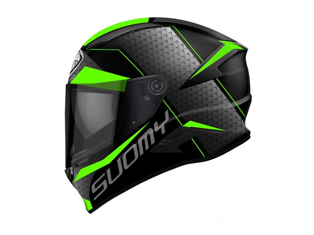 moto helma SUOMY SPEEDSTAR RAP GREEN