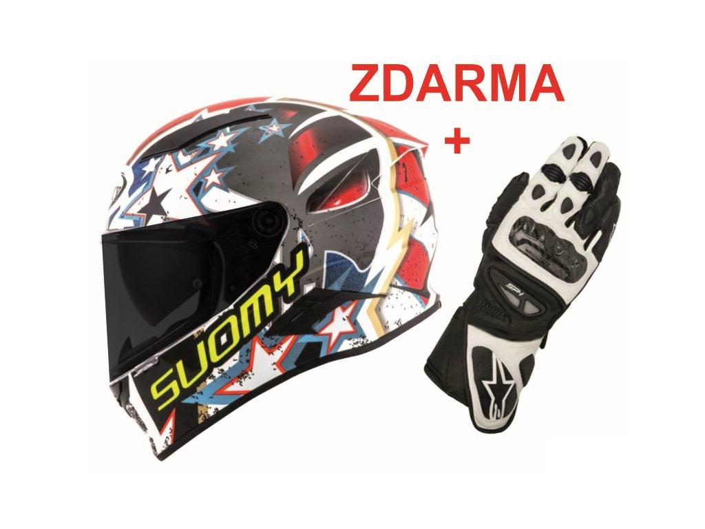 moto helma SUOMY SPEEDSTAR IWANTU