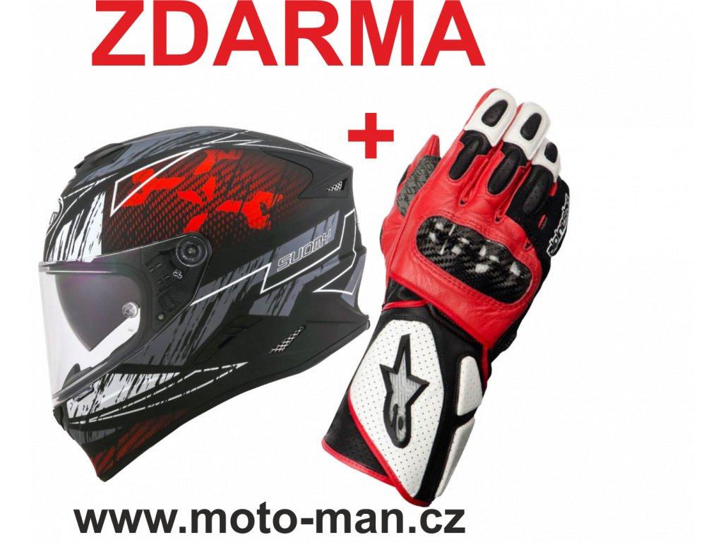 moto helma suomy stellar phantom matt