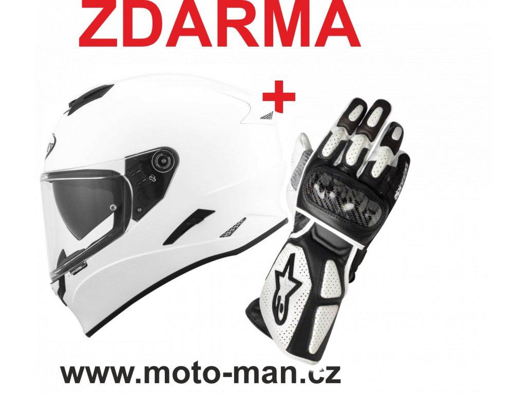 moto helma suomy stellar plain whitte