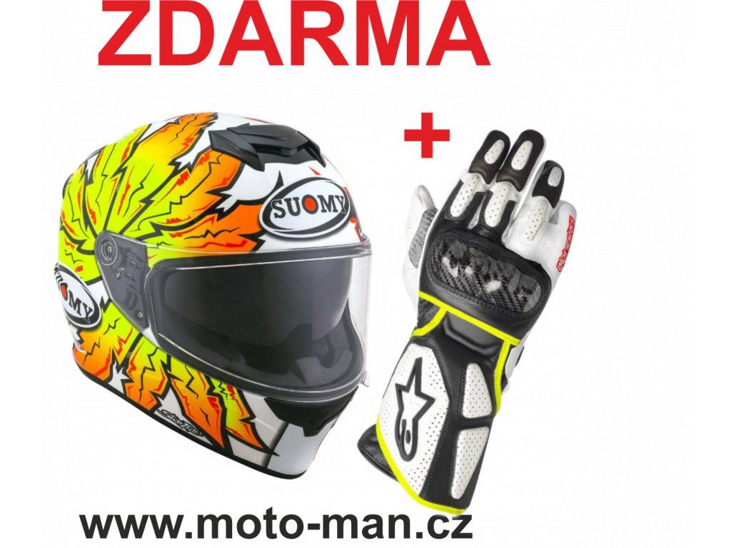 moto helma suomy stellar apache