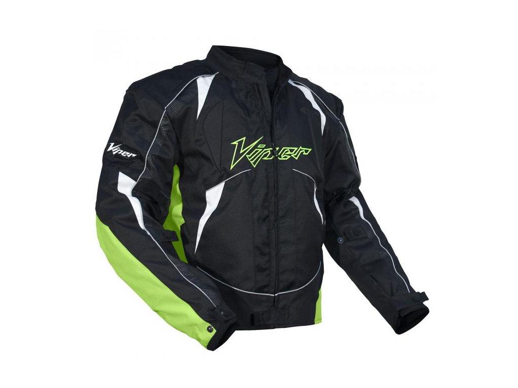 moto bunda VIPER TEX REFLEX YELLOW