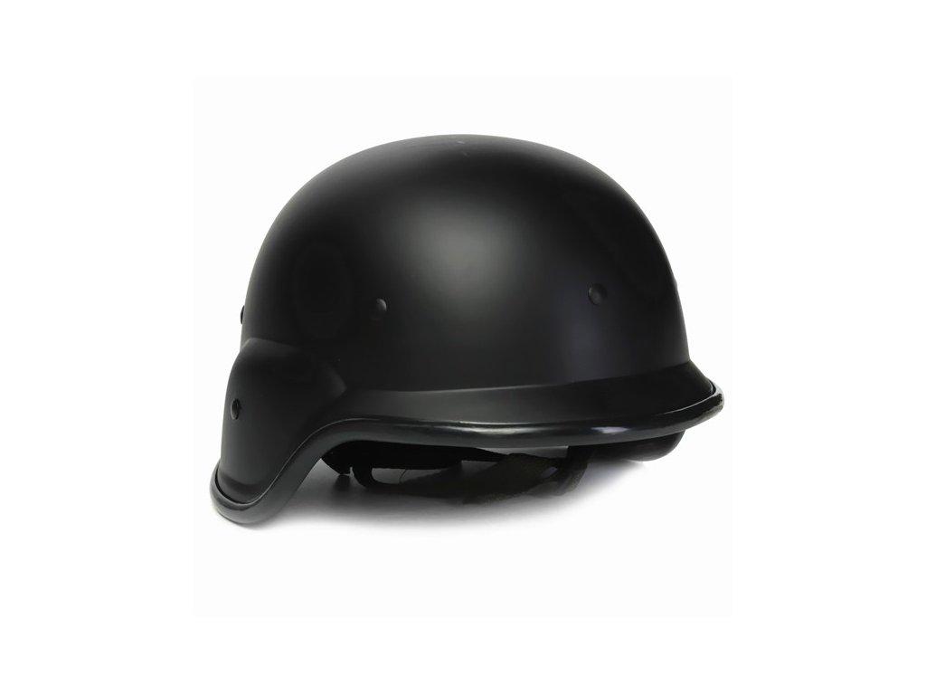 otevřená helma SWAT KEVLAR HELMET black