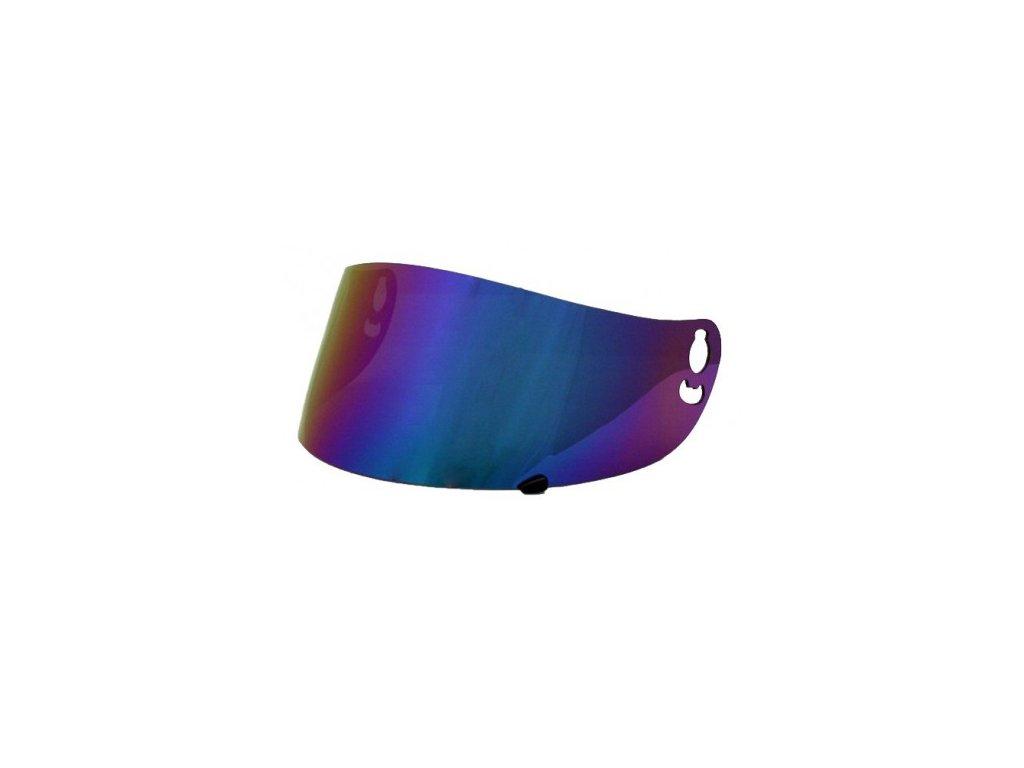 Plexi SUOMY SR SPORT/VANDAL IRIDIUM barevné měnivé