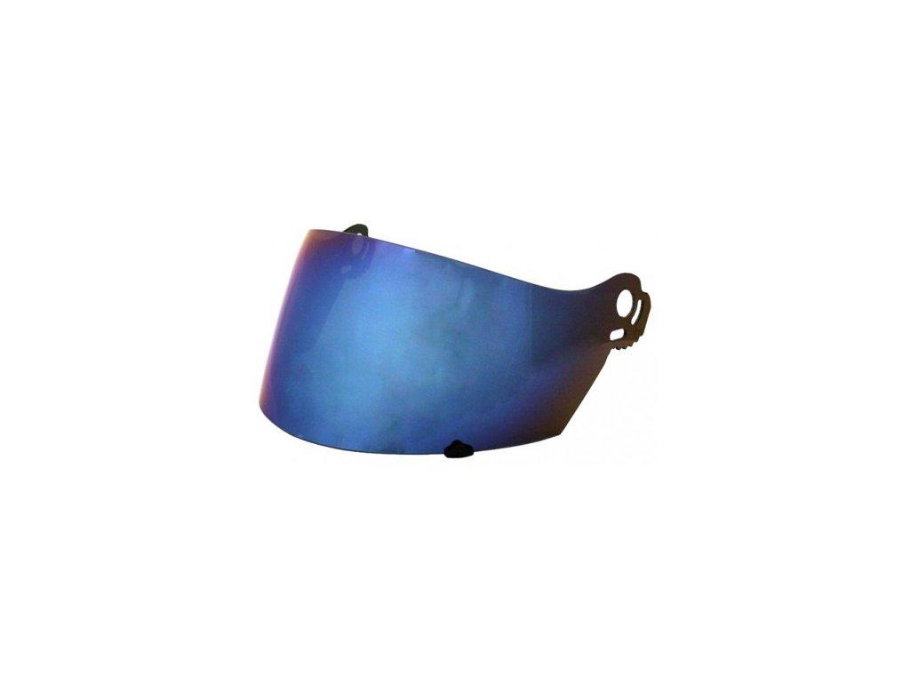 Plexi SUOMY DEFENDER, GUNDWIND, EXPLORER iridium blue