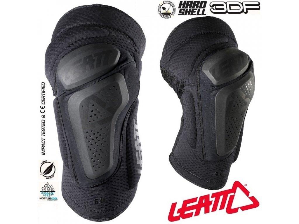 chranice kolen leatt knee guard 3df 6 0 black