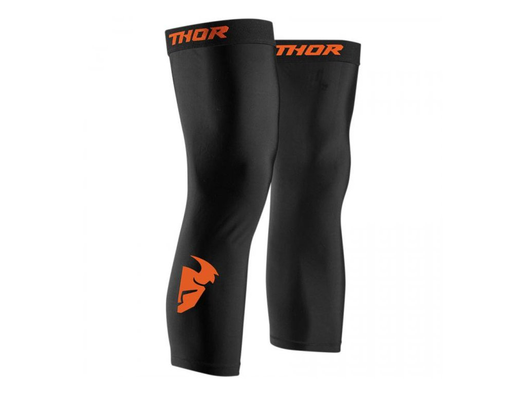 THOR S8 KNEE SLEEVE BLACK