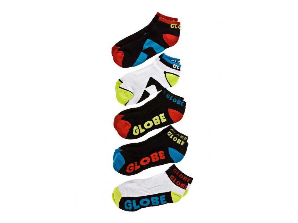 ponožky GLOBE DESTROYER COLOUR