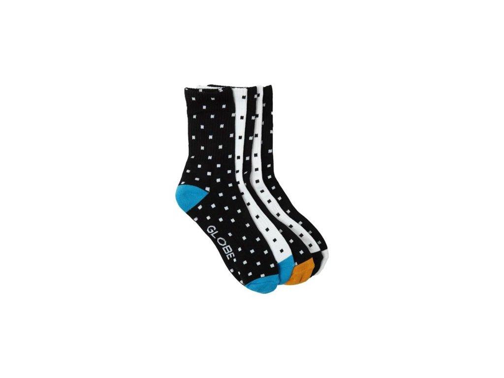 ponožky GLOBE DOT CREW PON