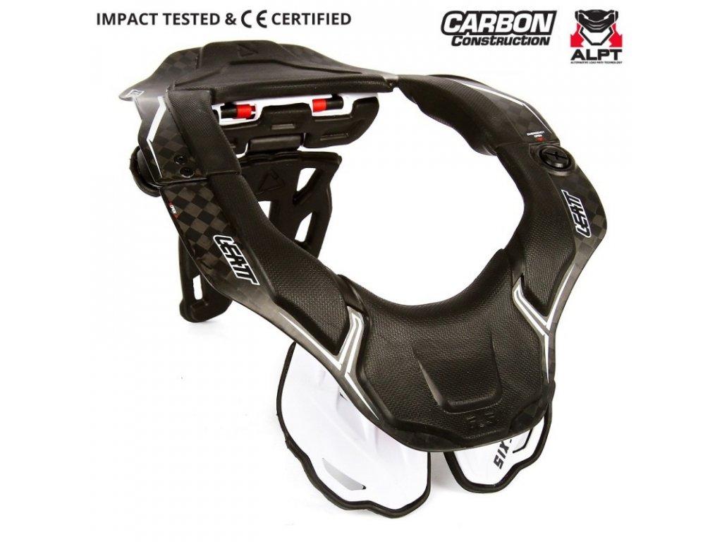 chranic krcni patere na moto leatt dbx 6 5 neck brace