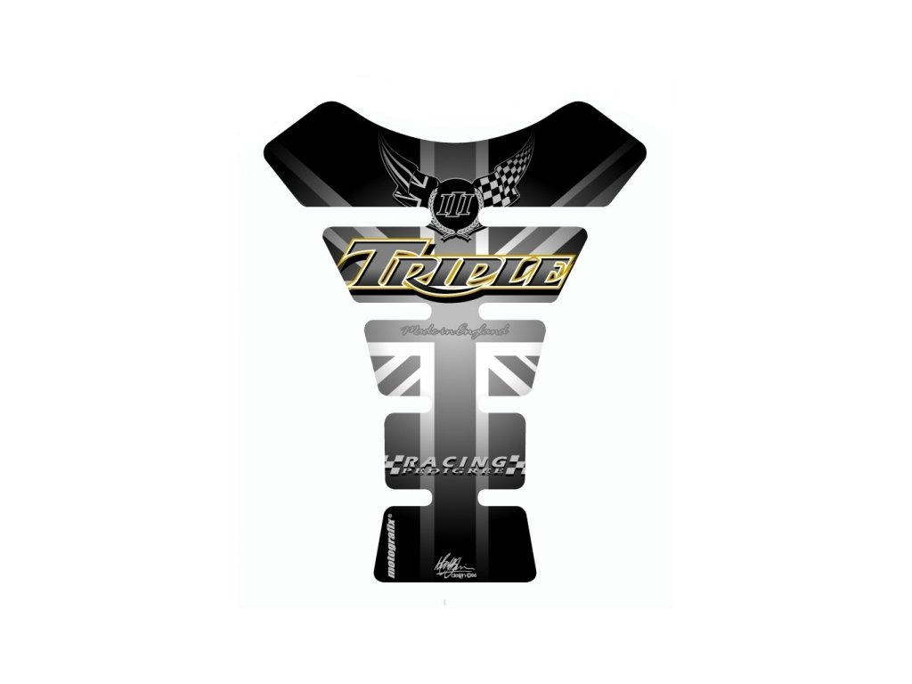 tankpad TRIUMPH TT006U