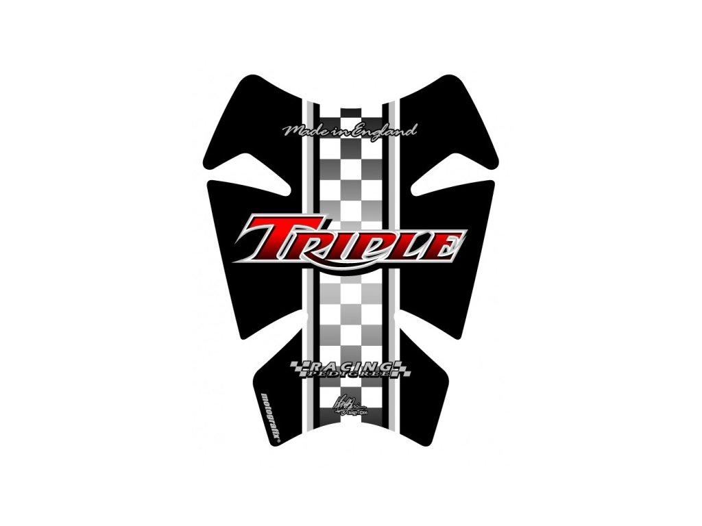 tankpad TRIUMPH TT007R