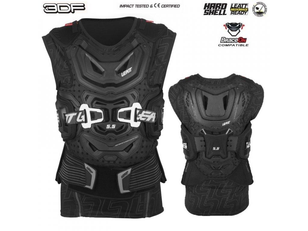chranic hrudi a zad leatt 5 5 body vest 2015