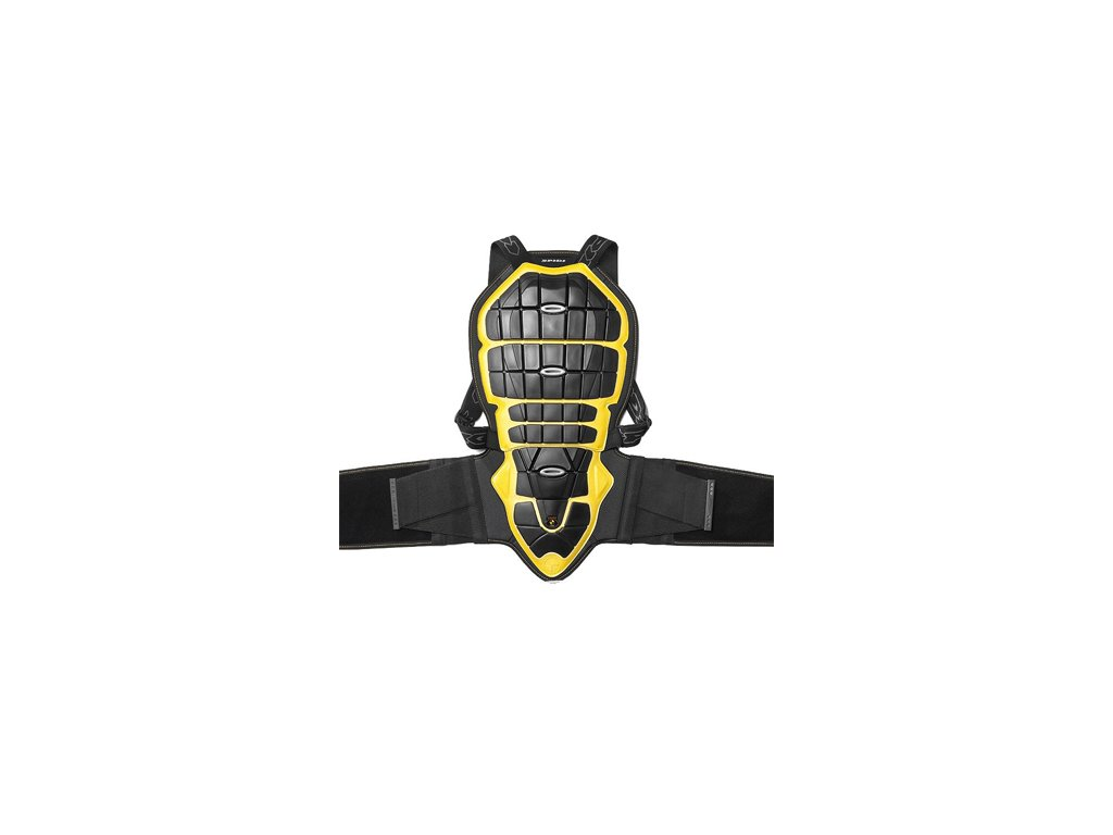 páteřový chránič SPIDI BACK WARRIOR pro výšku postavy 170-180 cm