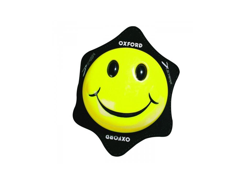 slidery OXFORD SMILEY yellow