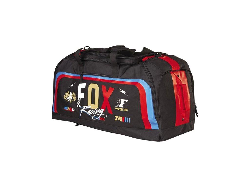 taška na MX výbavu FOX BLACK PODIUM ROHR