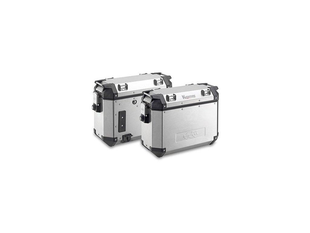 sada bočních kufrů KAPPA K-VENTURE KVE37A