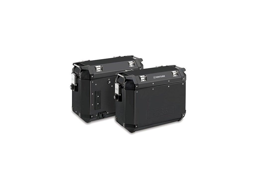 sada bočních kufrů KAPPA K-VENTURE KVE37B