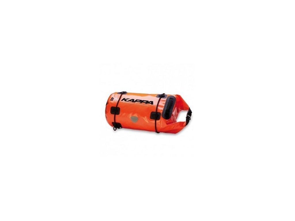 vodotěsný vak KAPPA WA405F oranžový (objem 40 L)