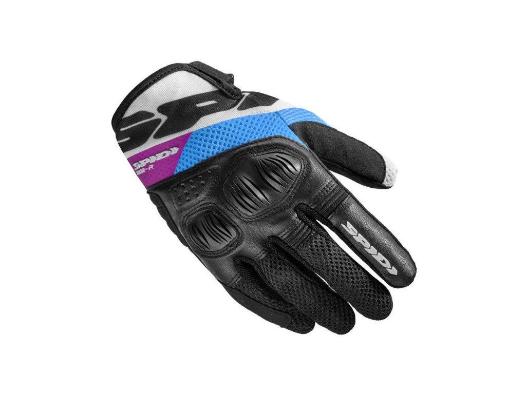 flash r evo lady gloves black fuxia 40178