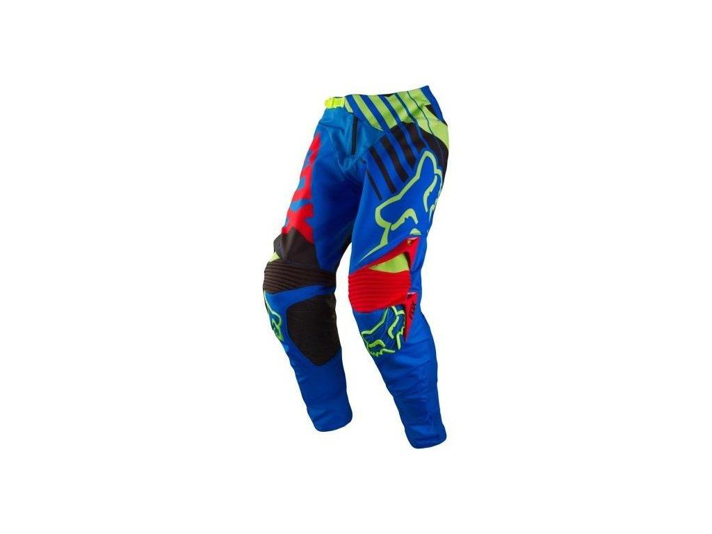 MX kalhoty FOX 360 SAVANT BLUE