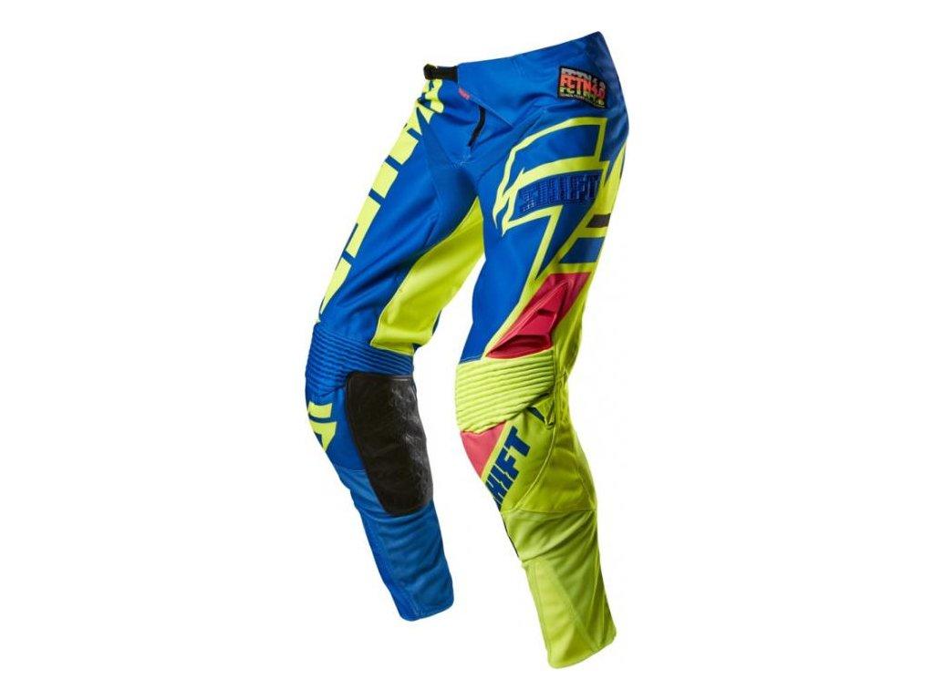 MX kalhoty SHIFT FACTION MAINLINE PANT