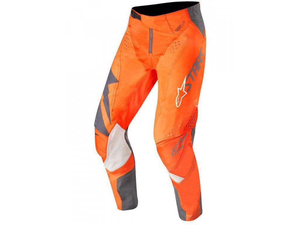 Alpinestars Anthracite Orange Fluorescent 2019 Techstar Factory MX Pant 0 ba214 XL