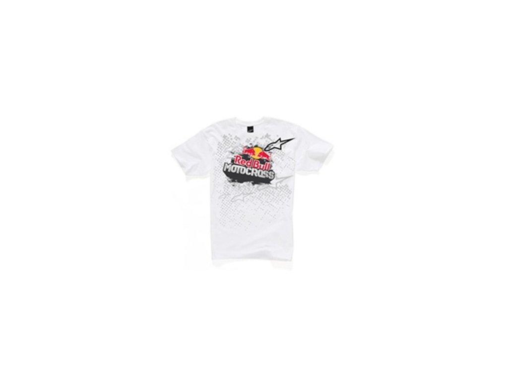 tričko ALPINESTARS GRIT WHITE
