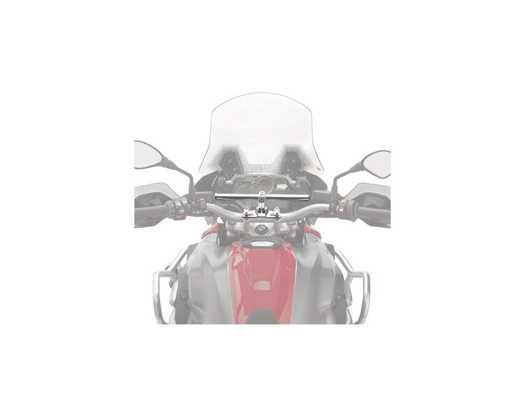15916229d97 přídavná hrazda GIVI S 900A na řídítka pro upevnění držáku navigace  smartphonu