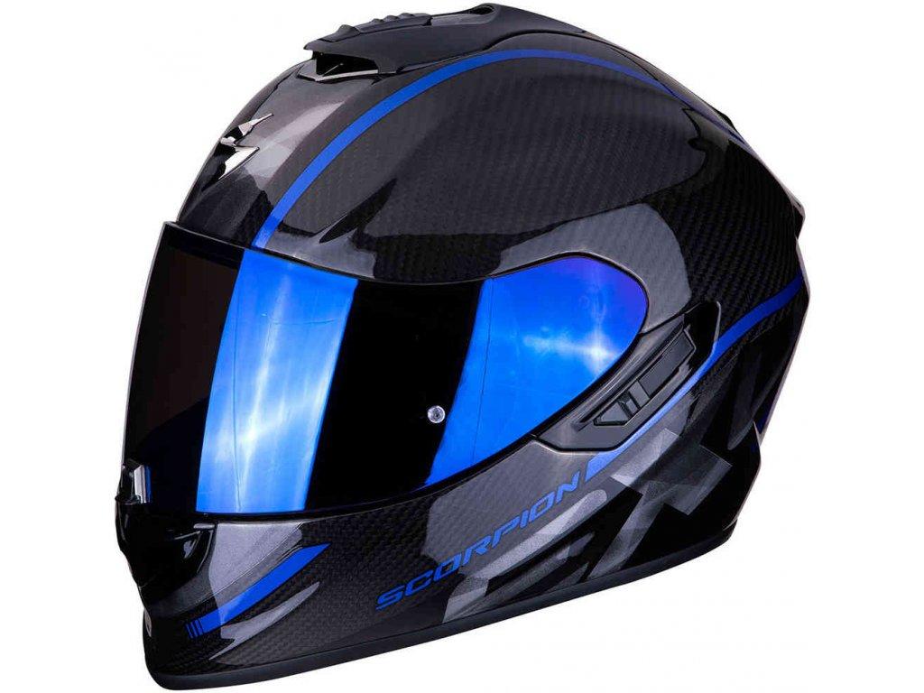 EXO 1400 AIR CARBON GRAND Blue ml