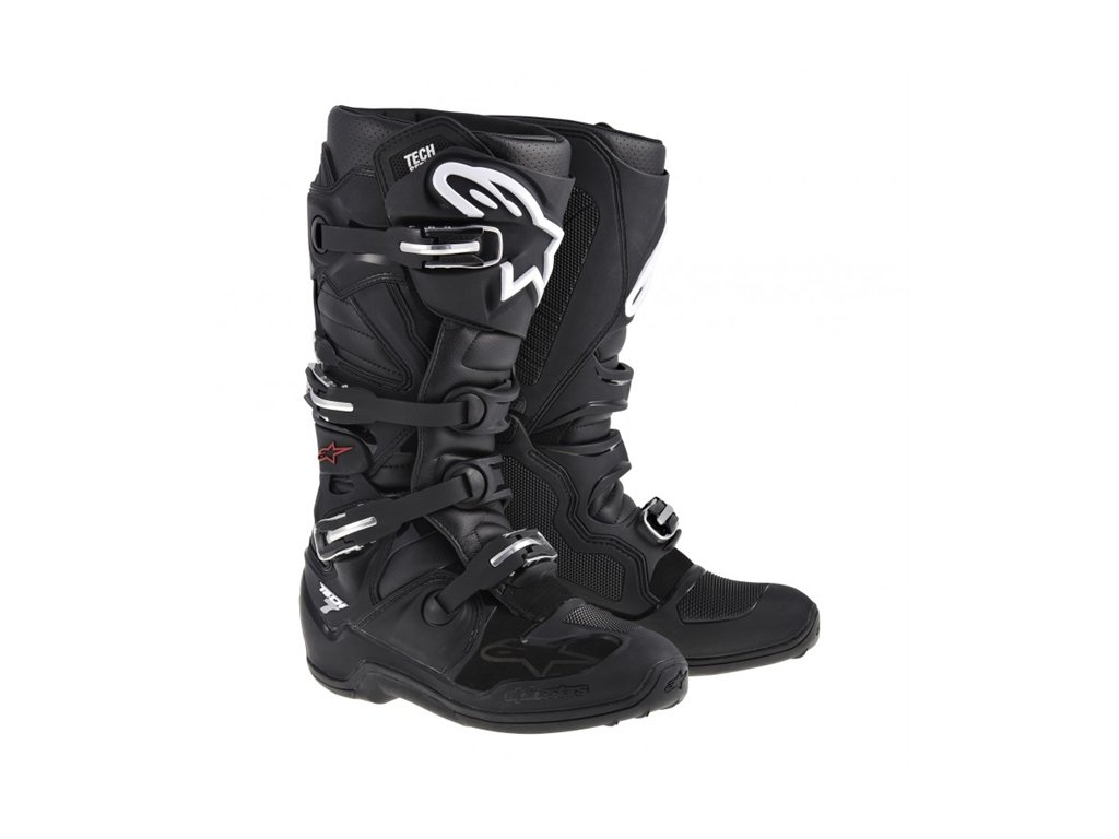 MX boty ALPINESTARS TECH 7 2020 BLACK