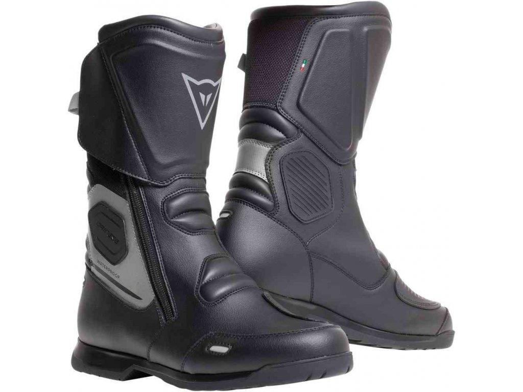 Dainese X Tourer D WP boots black anthracite 1 1 ml