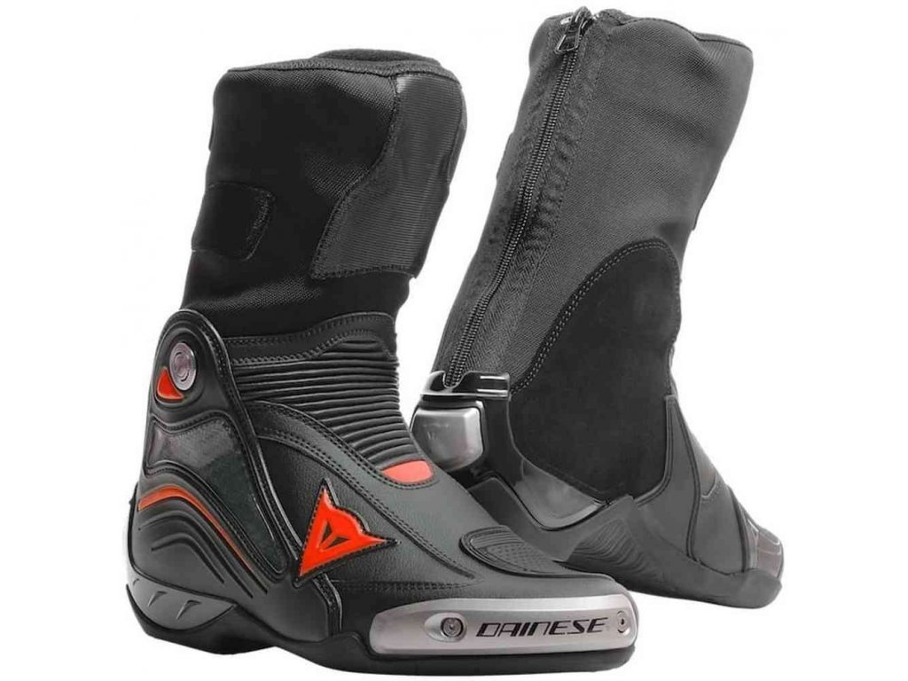Dainese Axial D1 black red fluo 1 ml