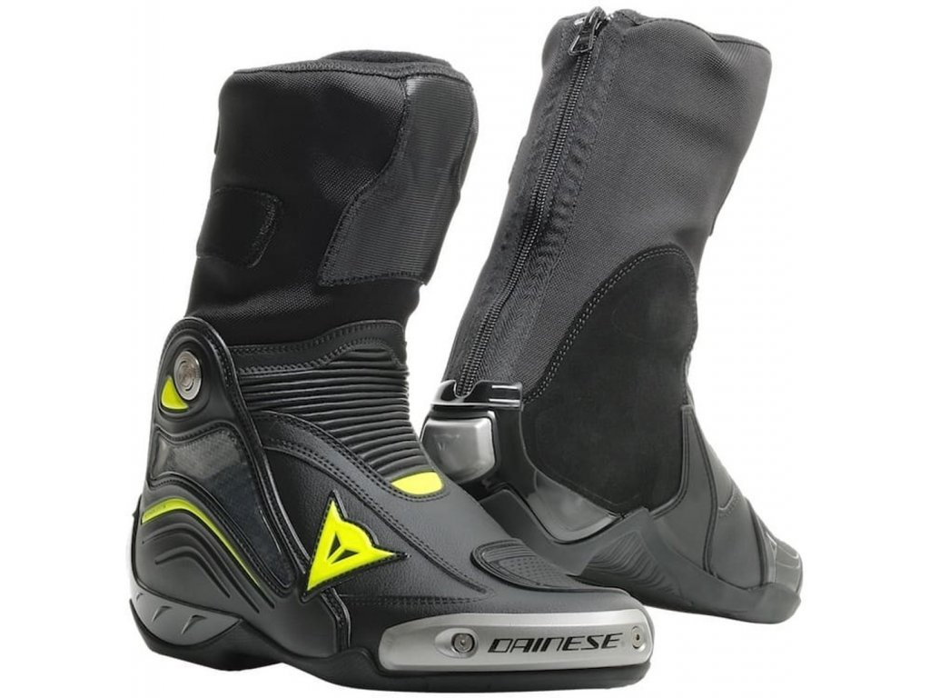 Dainese Axial D1 black yellow fluo 1