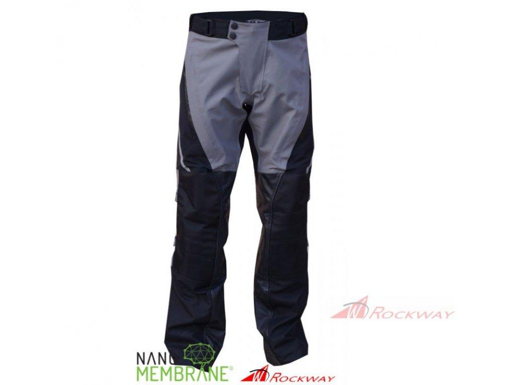 Screenshot 2018 12 18 Kalhoty na motorku ROCKWAY NANOMembrane šedé ROCKWAY 2c1f7c0420