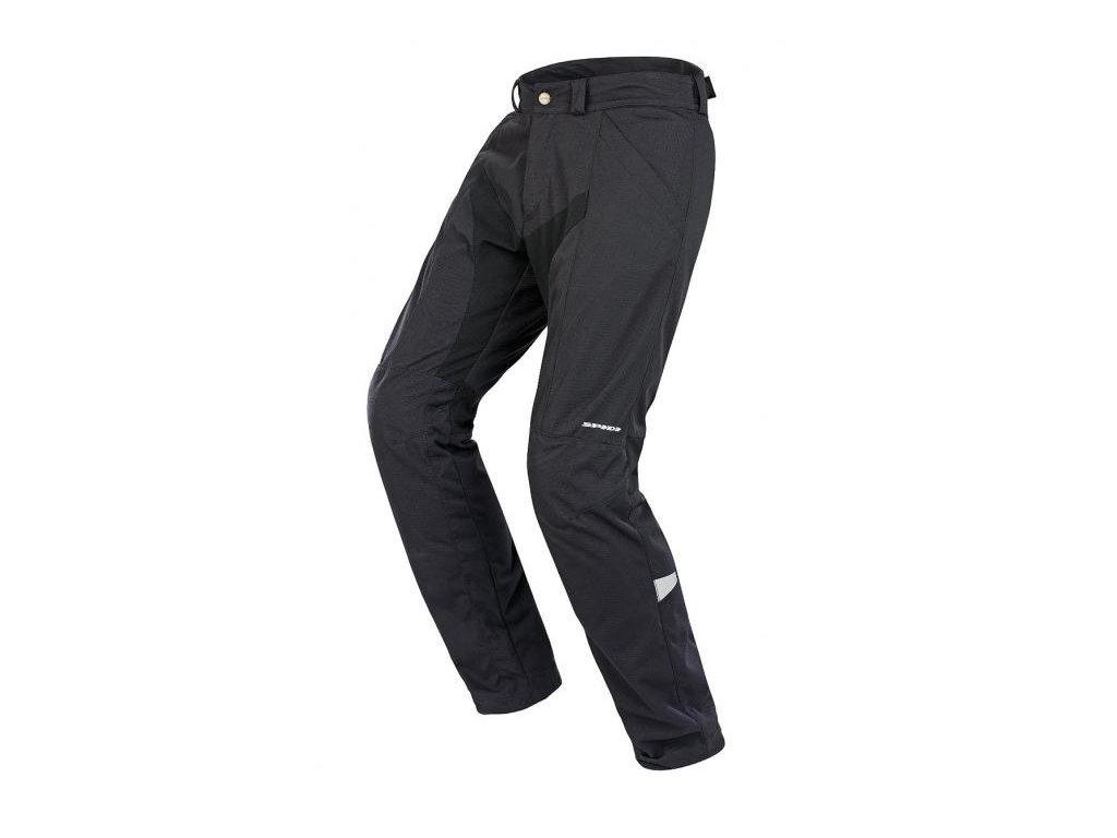 moto kalhoty SPIDI FIT BLACK