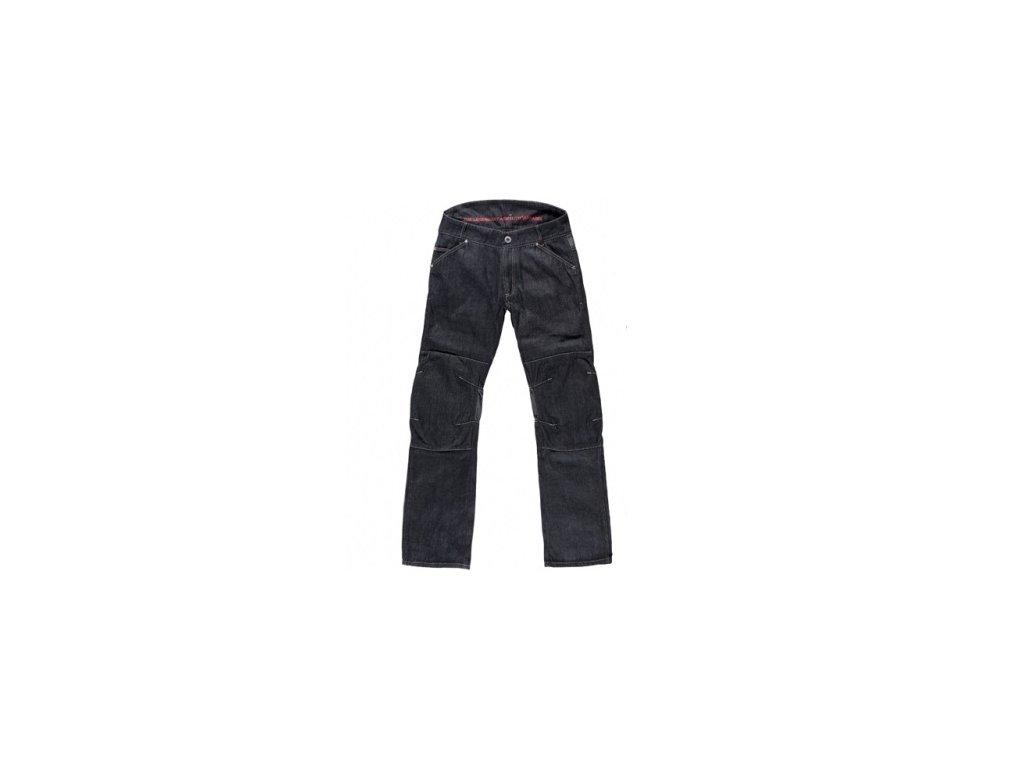 armalitové jeansy ESQUAD STRONG BLACK